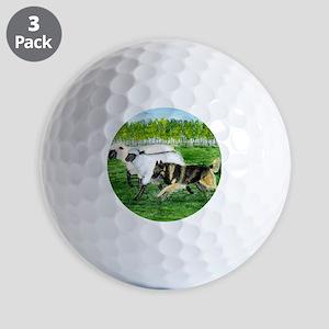 bel terv herd Golf Balls