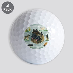 bel terv versatility Golf Balls