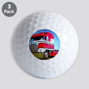 1985 Kenworth Cabover K100 Golf Balls