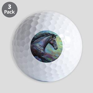Fuji painting Golf Balls