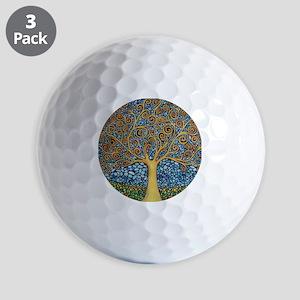 My Tree of Life Golf Balls