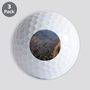 9x11_over-front-canyon Golf Balls