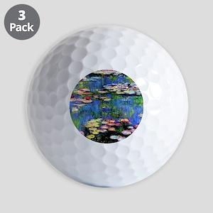MONETCalender Golf Balls