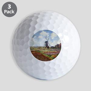 Monet Golf Balls