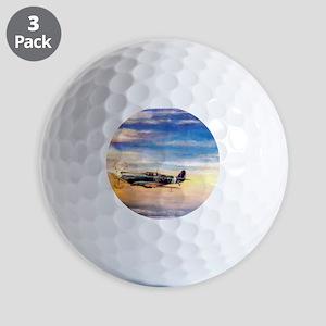 SPITFIRE ART Golf Balls