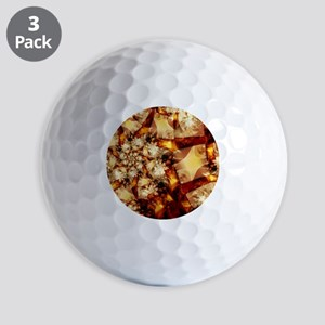 Suspension of Judgment Golf Balls