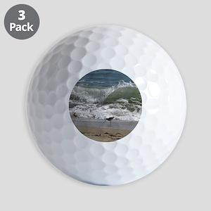 KDH_Bird_Wave_16x20_withCopyright Golf Balls