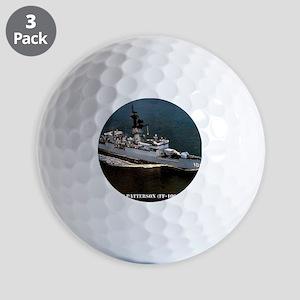 patterson ff framed panel print Golf Balls