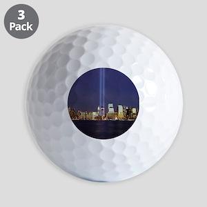 911 Tribute of Lights Golf Balls