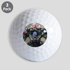 Zombie Lord Golf Balls