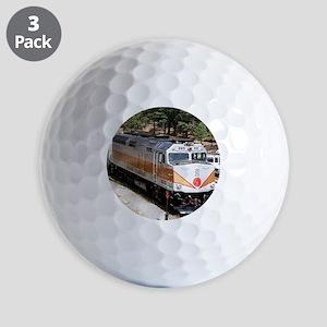 Railway Locomotive, Grand Canyon, Arizo Golf Balls