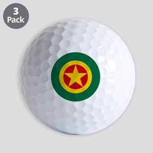 831x3-Roundel_ethiopia Golf Balls