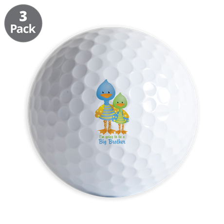 Big Brother - Personalize me! Golf Ball
