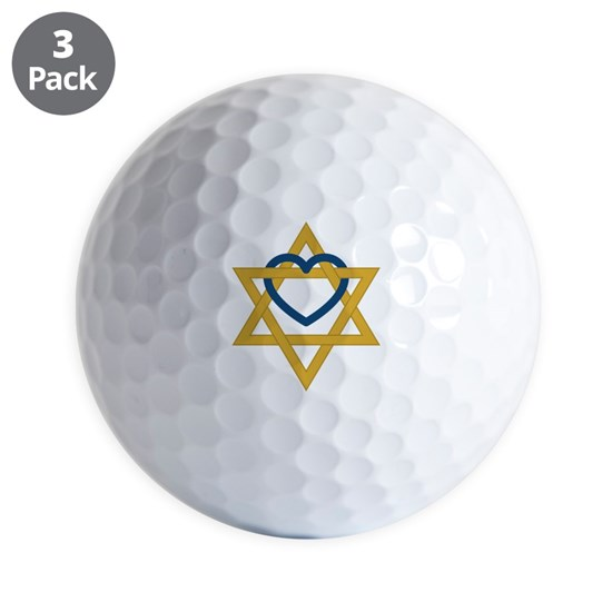 Star Of David Heart