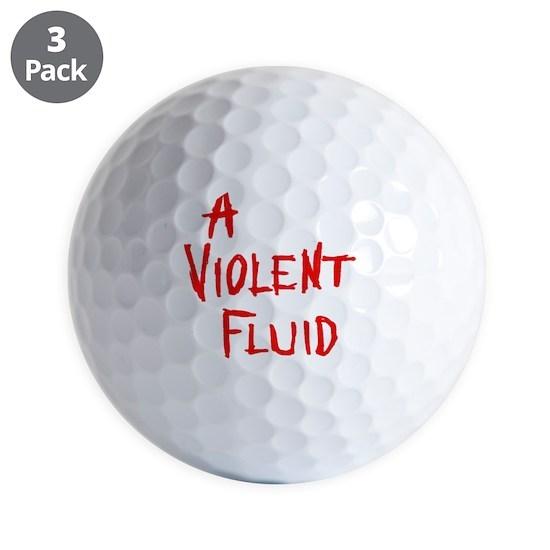 A violent fluid