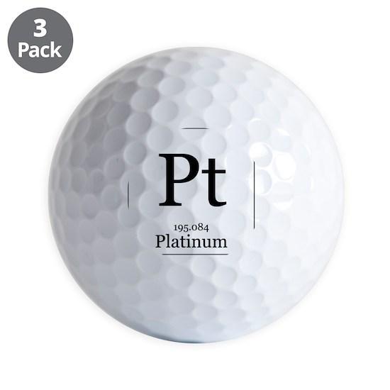 Elements - 78 Platinum