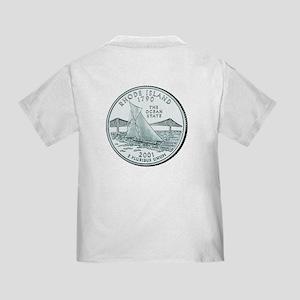 675c01847 Rhode Island State Quarter Infant T-Shirt