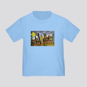 El Paso Texas Greetings Toddler T-Shirt