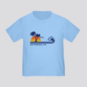 Los Angeles, CA Toddler T-Shirt
