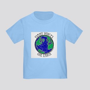One Earth #2 Toddler T-Shirt