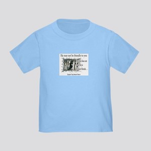 Feral Friend Toddler non affiliated T-Shirt