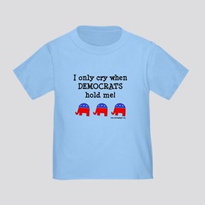 4aa431353 Funny Republican Toddler T-Shirts - CafePress