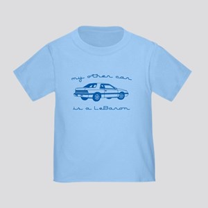my other car is a lebaron Toddler T-Shirt