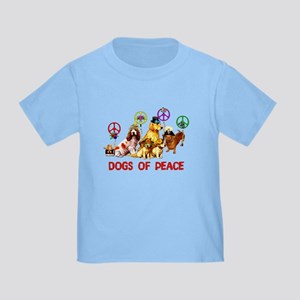 Dogs Of Peace Toddler T-Shirt
