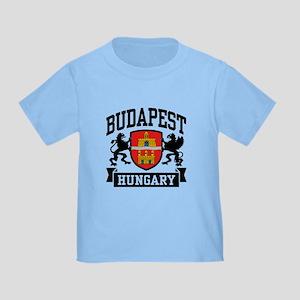 Budapest Hungary Toddler T-Shirt