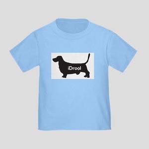 iDrool: Toddler t-shirt