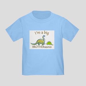 I'm a Big Brother Dinosaur Toddler T-Shirt