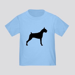 Boxer Dog Toddler T-Shirt