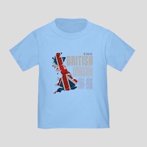 British Invasion Toddler T-Shirt