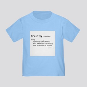Fruit fly definition Toddler T-Shirt