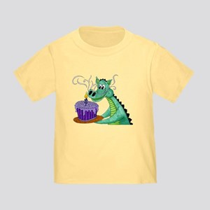 Birthday Dragon Toddler T-Shirt