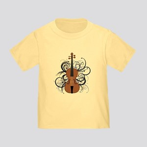 Violin Toddler T-Shirt