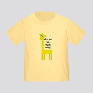 Cute Christian Toddler T-Shirt