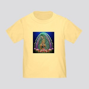 Guadalupe Glow Toddler T-Shirt