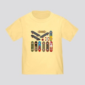 2-skateboards T-Shirt