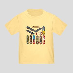 30461f285c Kids Skateboard Toddler T-Shirts - CafePress
