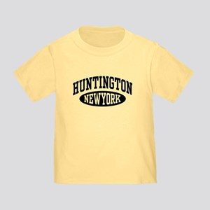 Huntington NY Toddler T-Shirt