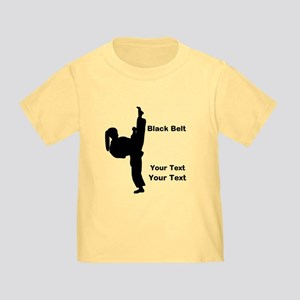 Black Belt Kick T-Shirt