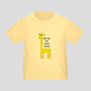 Cute Christian Toddler T-Shirt
