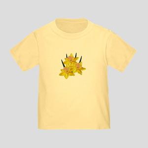 Three Jonquils Toddler T-Shirt