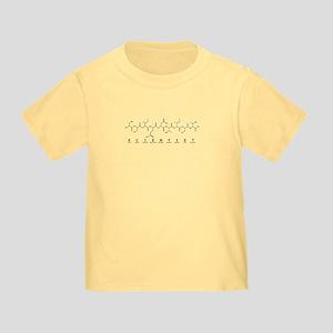 Scientist Peptide Toddler T-Shirt