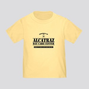 ALCATRAZ DAYCARE Toddler T-Shirt