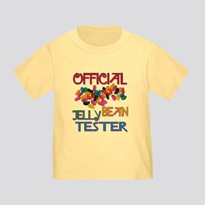 Jelly Bean Tester Toddler T-Shirt
