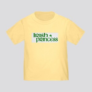 Irish Princess Toddler T-Shirt