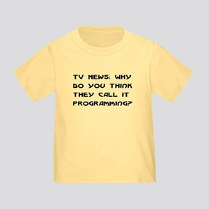 Programming Toddler T-Shirt