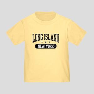 Long Island New York Toddler T-Shirt